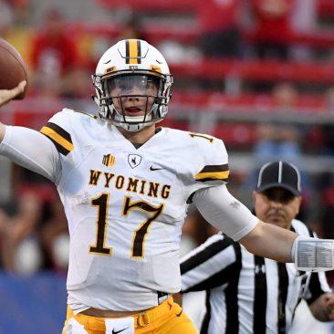 Josh Allen Wyoming