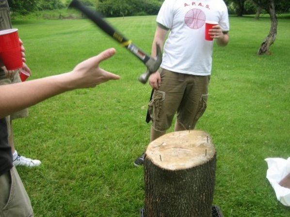 Stump_toss